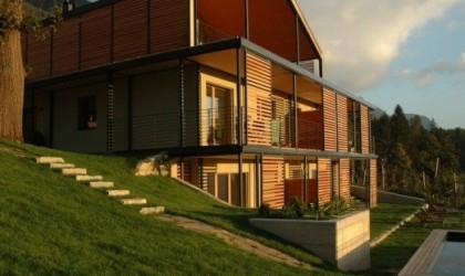 Neubau  Appartmenthaus Schenna