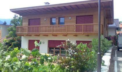 Neubau Wohnhaus in Gargazon