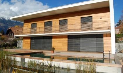 Neubau Wohnhaus in Meran