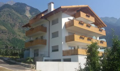 Pension Alpengruß Partschins